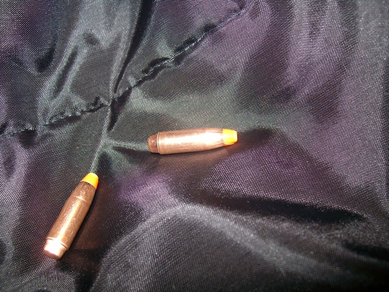 55 grain Polymer tipped